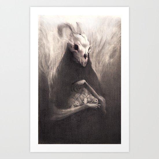 Aseity Art Print