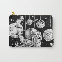 Galaxy Repairman Carry-All Pouch