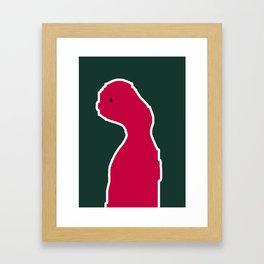 Sandia Soul 001 Framed Art Print