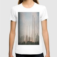 industrial T-shirts featuring industrial by cristiana