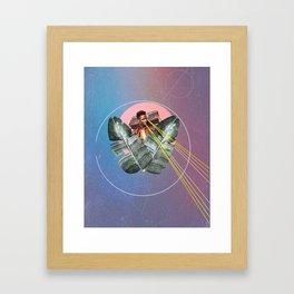 T  r  i  b  e Framed Art Print