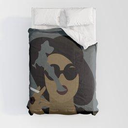 Marla Singer Comforters
