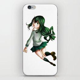 Asui Tsuyu-chan from My Hero Academia iPhone Skin
