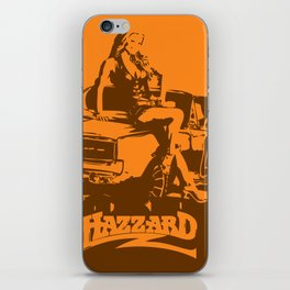 Hazzard & Girls iPhone Skin