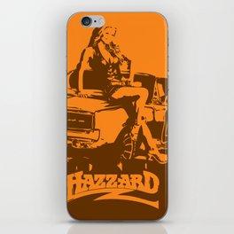 Hazzard & Girls iPhone Skin