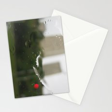 Up Town Rain Stationery Cards