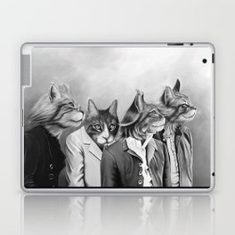 Beatle Cats Laptop & iPad Skin