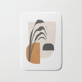 Abstract Shapes 3 Bath Mat