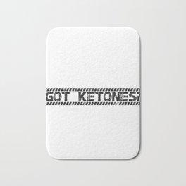 Keto Diet Got Ketones Bath Mat