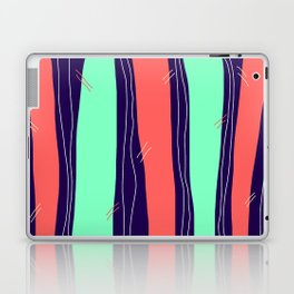 Tall Rivers Flow Endlessly, Seeking An Unattainable Outflow Laptop & iPad Skin