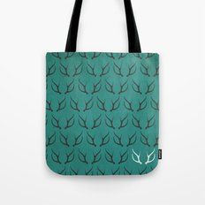 Antlers Tote Bag