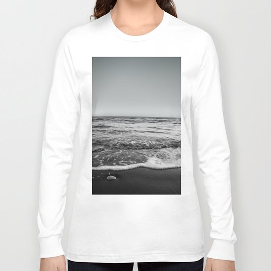 BEACH DAYS XXIII BW Long Sleeve T-shirt
