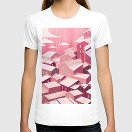 Pink city T-shirt