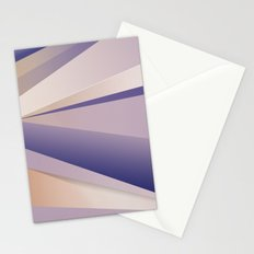 Purple Glam Stationery Cards