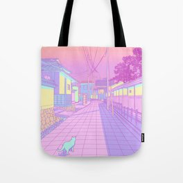 Kyoto Cats Tote Bag