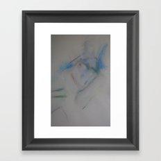Klooster Series: Female Nude #219 Framed Art Print