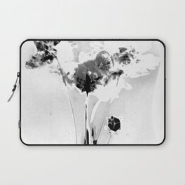 Floral Traces Laptop Sleeve