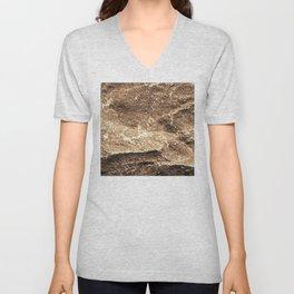 Chiseled Rock Unisex V-Neck
