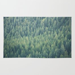 Forest Immersion Rug