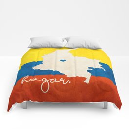 Colombia Comforters
