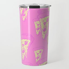 Zombie Pizza Travel Mug