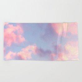 Whimsical Sky Beach Towel
