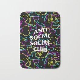 Bape Anti Social Club Bath Mat