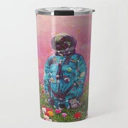 The Flower Field Travel Mug