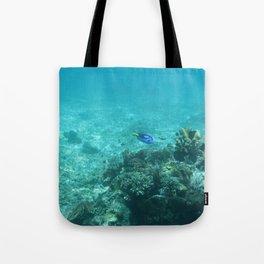 Dory (Blue Tang) Tote Bag