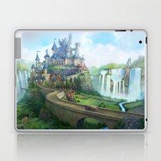 epic fantasy castle  Laptop & iPad Skin
