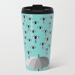 I don't want to see you cry Travel Mug