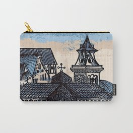 Monastery - Nuremberg Chronicle Carry-All Pouch