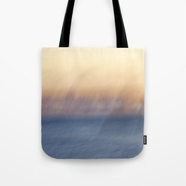 Sunset Ghosts Tote Bag