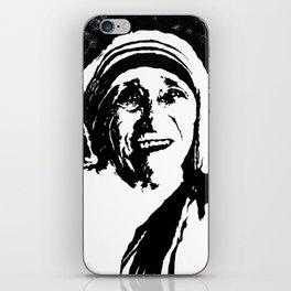 Mother Teresa iPhone Skin