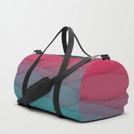 Liquid Mountains Duffle Bag