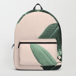 Ficus Elastica #25 #SummerVibes #foliage #decor #art #society6 Backpack