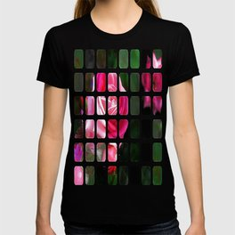 Pink Roses in Anzures 1 Art Rectangles 1 T-shirt