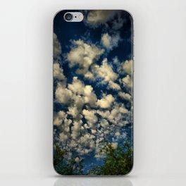 Clouds IV iPhone Skin