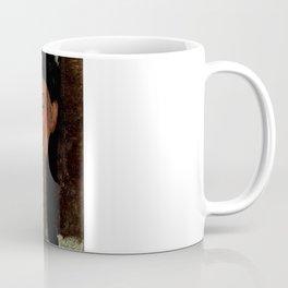 "Amedeo Modigliani ""Beatrice Hastings"" (1915) Coffee Mug"