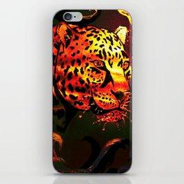 Metallic Glow iPhone Skin
