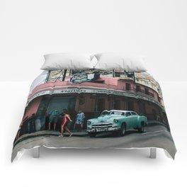 La Floridita Comforters