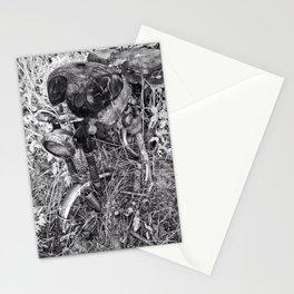 Motocycle Stationery Cards