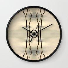 Desert Portal Wall Clock