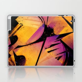 B--Abstract Laptop & iPad Skin