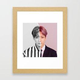 BTS Park Jimin Framed Art Print