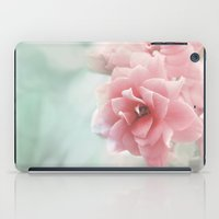 mercedes iPad Cases featuring Rose flower photo photography by Mercedes