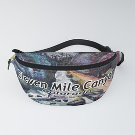 Eleven Mile Canyon, Colorado Fanny Pack