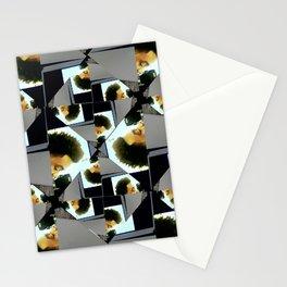 'King Yc' 2 Stationery Cards