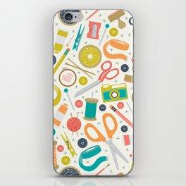 Get Crafty iPhone Skin