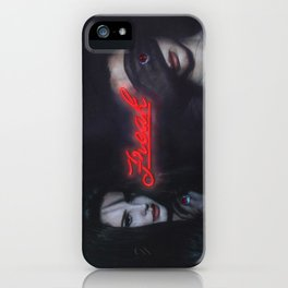 A freak like Lana iPhone Case